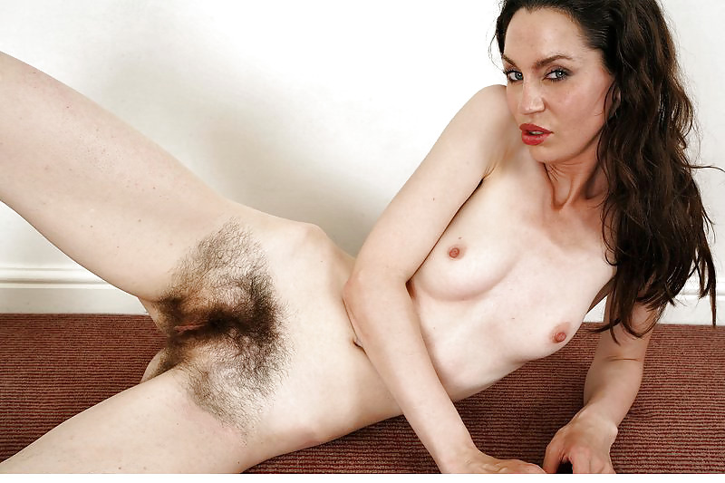 Hairy skinny naked girls — 14