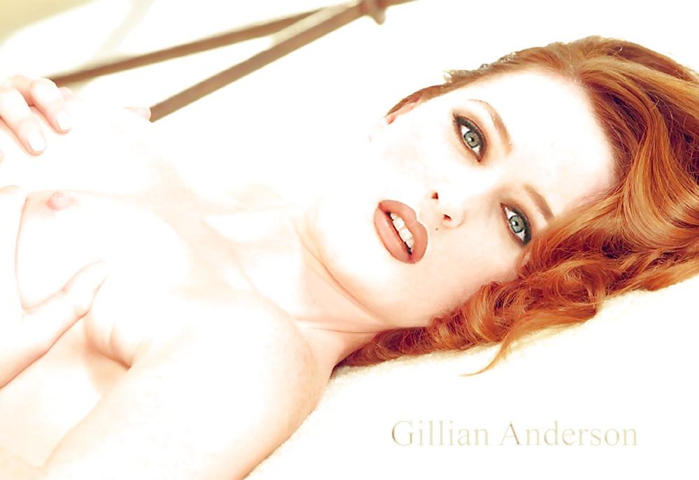 Photo Clip Gillian Anderson Sex