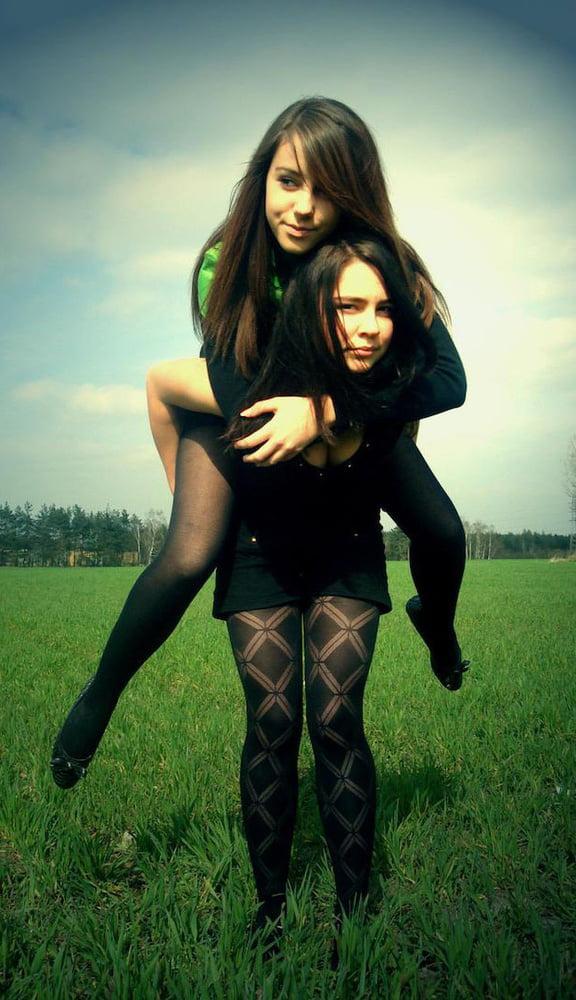 Teens in stockings tgp
