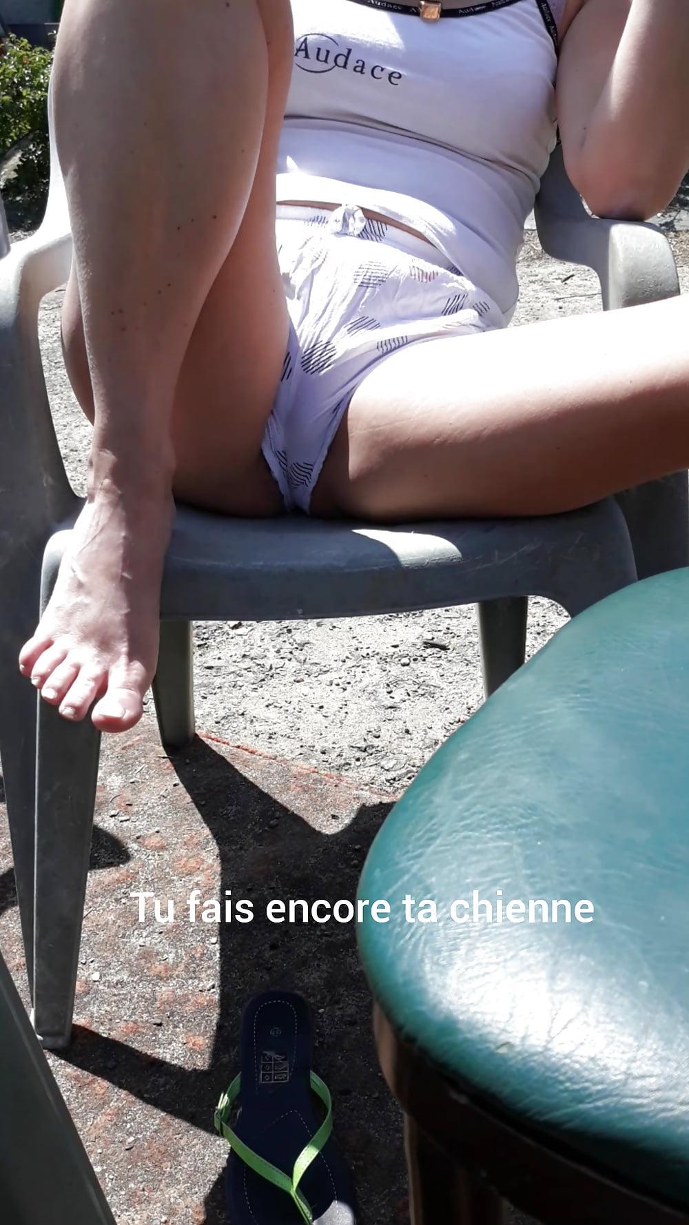 See And Save As Upshort No Pantie Chatte De Ma Femme Voyeur Porn