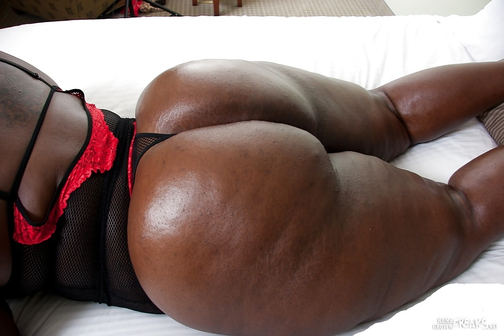 Crackhead big booty choco black — photo 12
