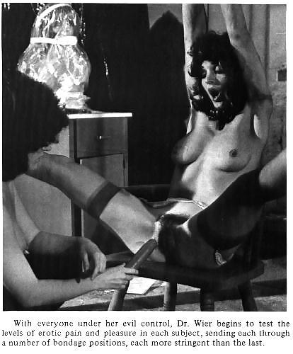 Irving claw three rare 1950039s bondage fetish stag films - 2 part 4