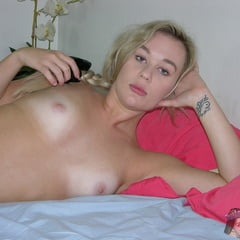Amateur Blonde GirlfriendKyla From True Amateur Models