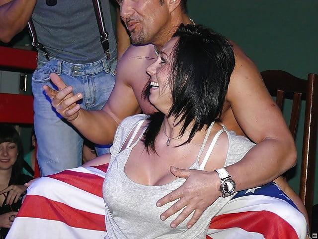 Bachelorette stripper sex