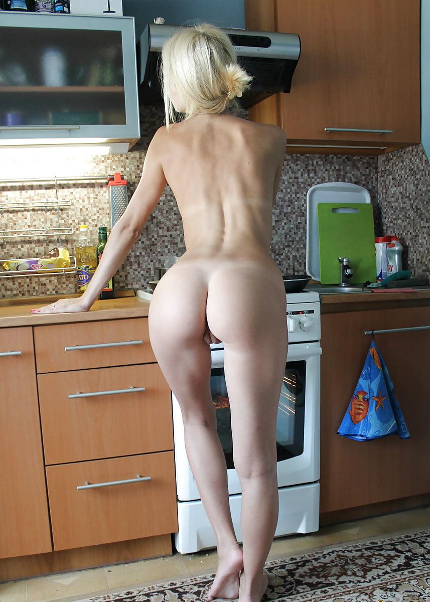 Milf in the nude