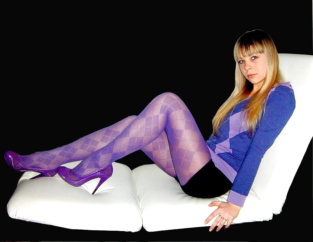 Lycra pavel pantyhose photos 2