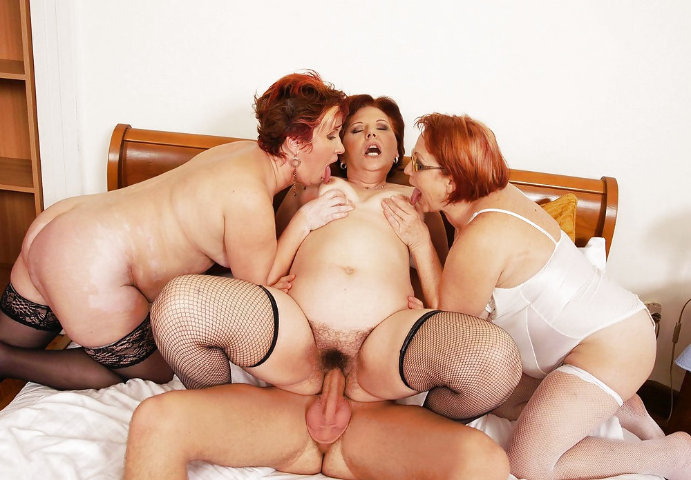 интенсивный секс зрелые - 13