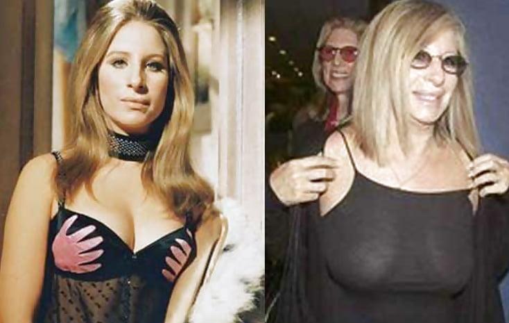 Barbra Streisand Boobs