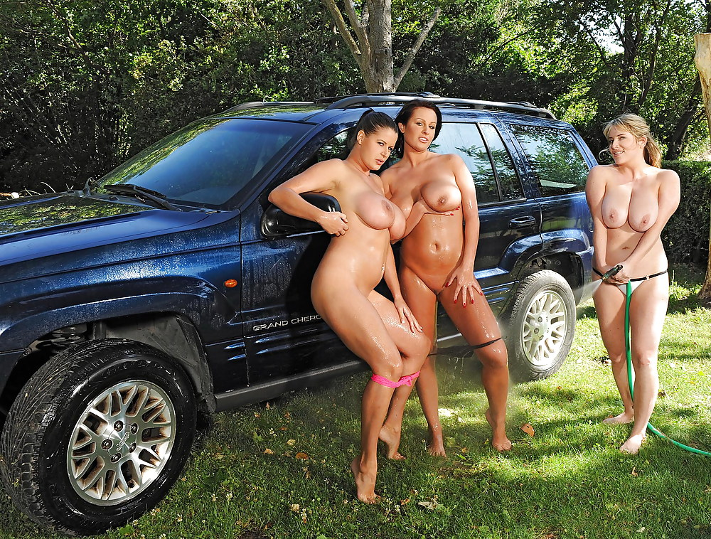 Nude mature jeep — 14