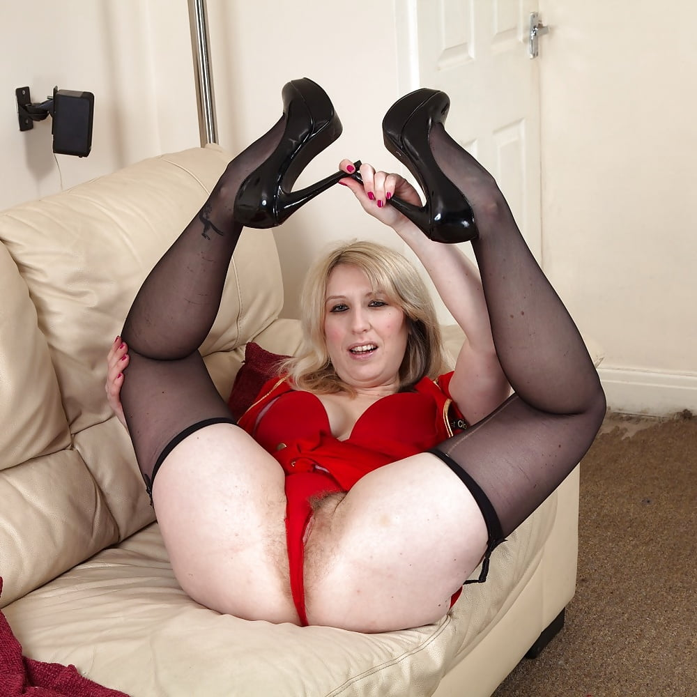 Mature hairy blonde nudes-3834