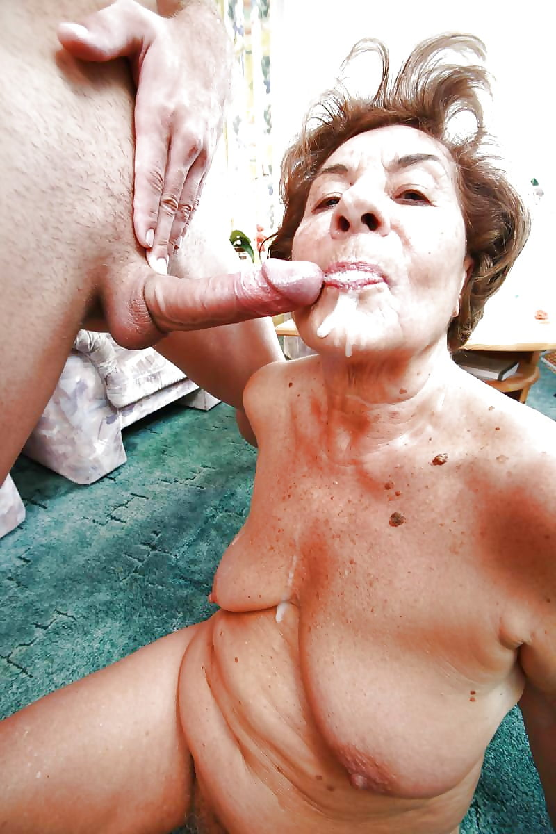 Xxx grandma group facial — pic 14