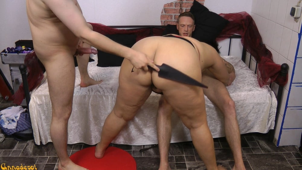 Used by 2 DICKS - 13 Pics