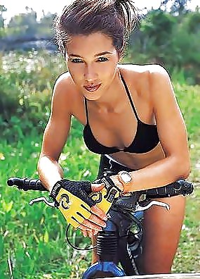 Bike with girls-5296