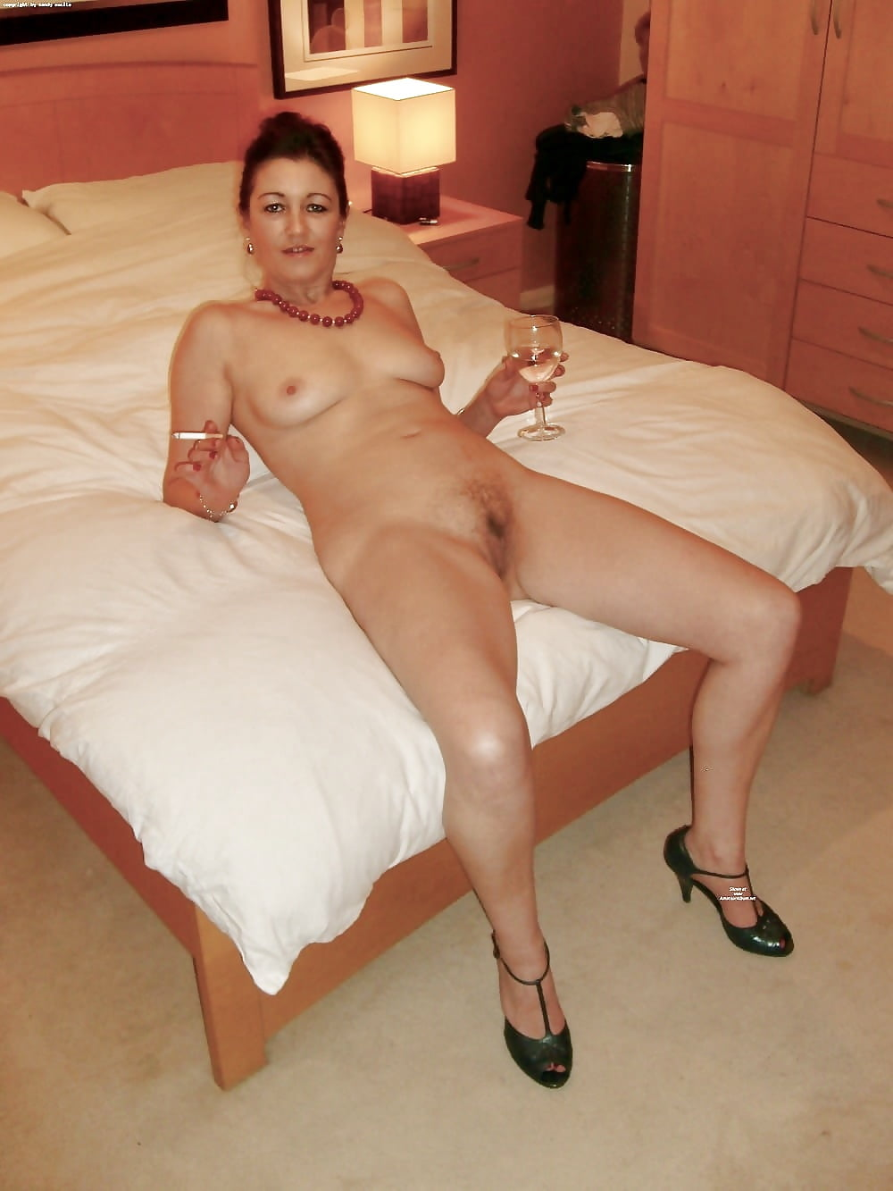 Amateur hotel mature naked, skinny with huge natural topless sex
