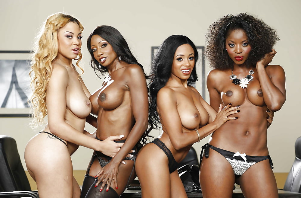 Orgy party with strippers