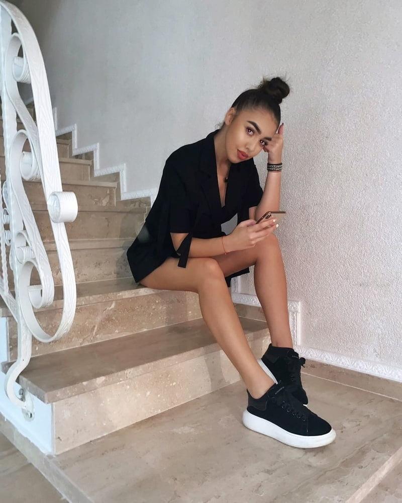 Romanian Slut Alessia C 2 - 22 Pics