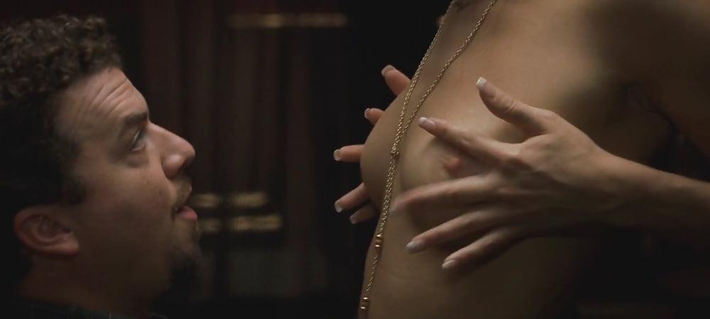 Bianca kajlich fully naked tease
