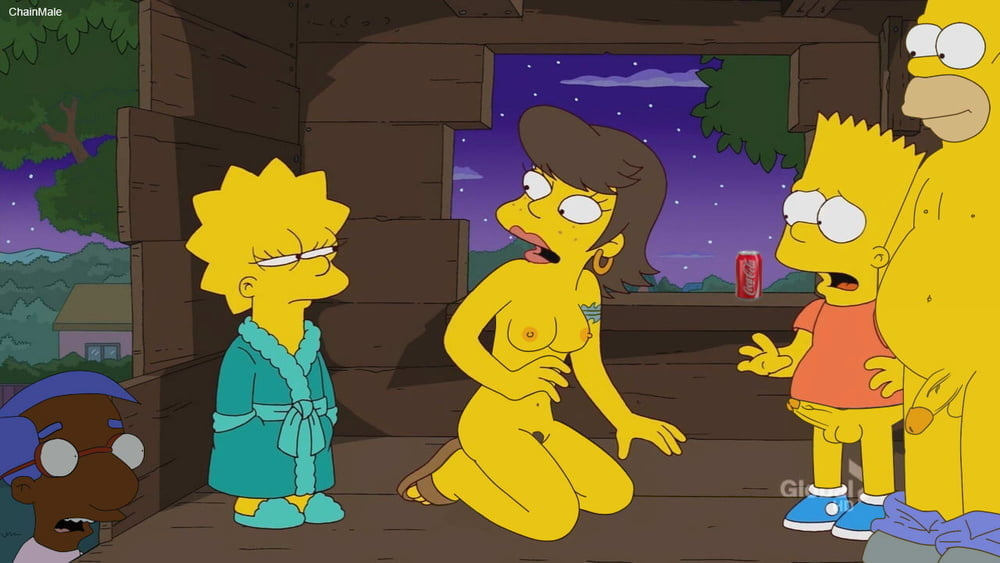 Behaviors defined the simpsons naked and nude orgasm time