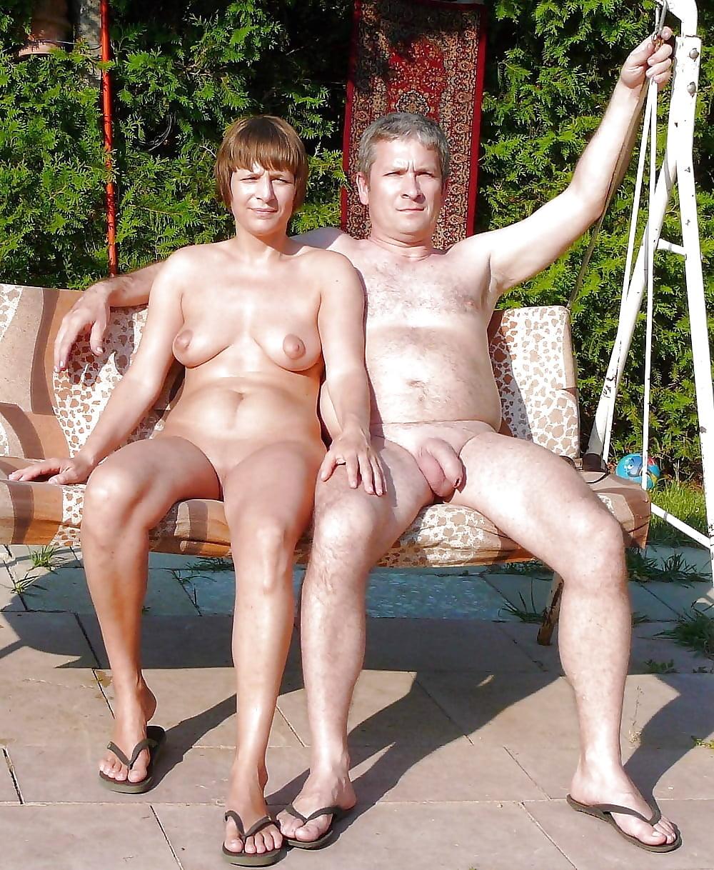 Erotic mature couples nude