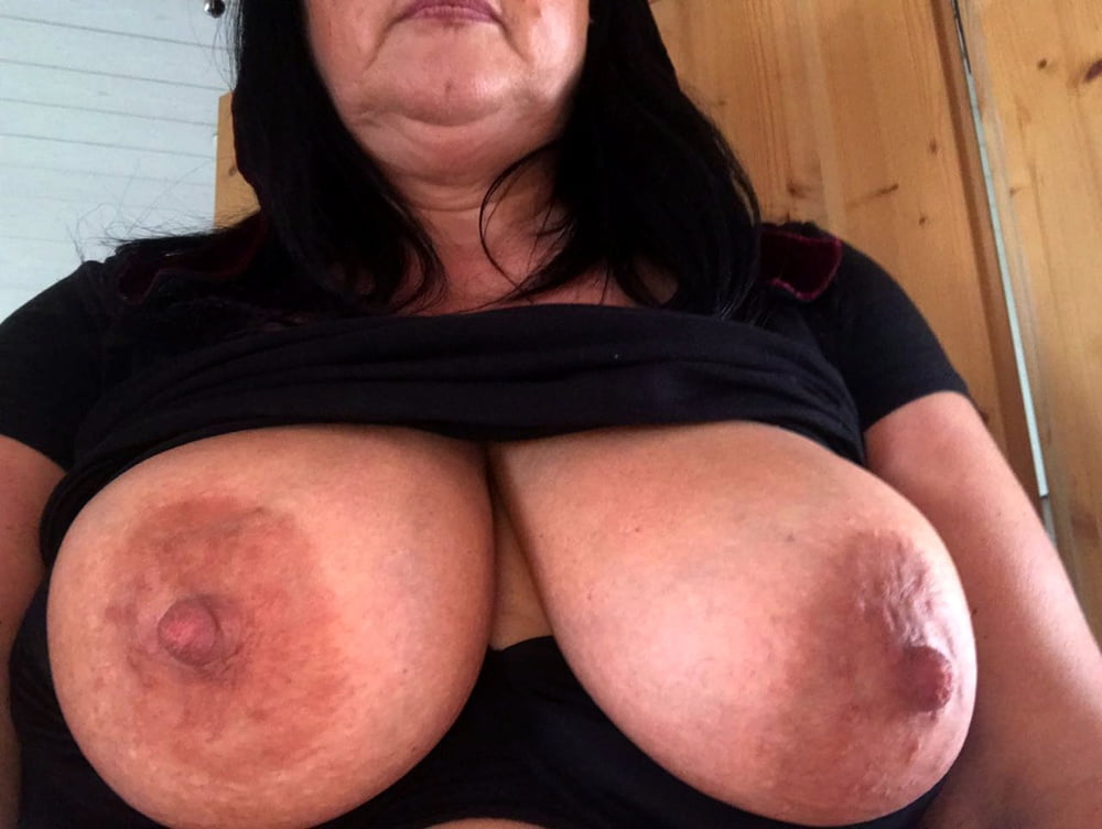 Big tits on naked women