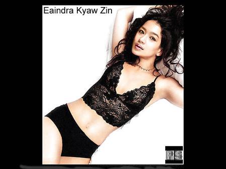eindra kyaw zin sex