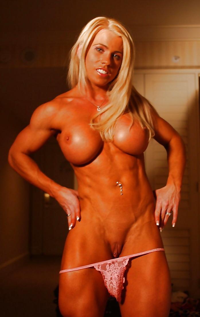 Hots Bodybuild Nude Woman HD