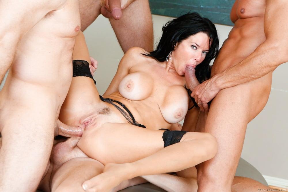 brunette-gang-bang-nudist-argentinian-girl