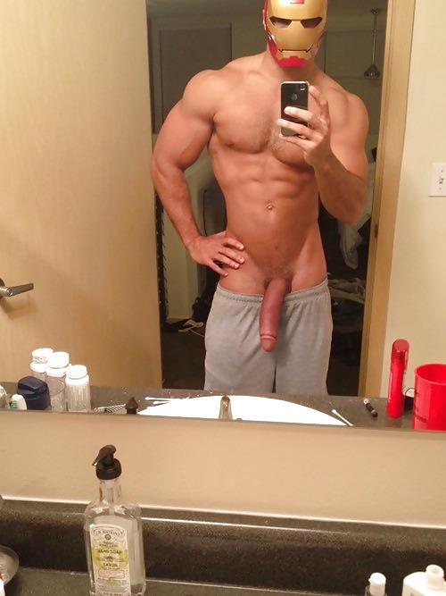 Perfect Nude Muscle Teen Boy