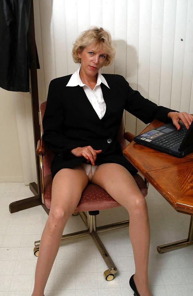 Maturebusiness women