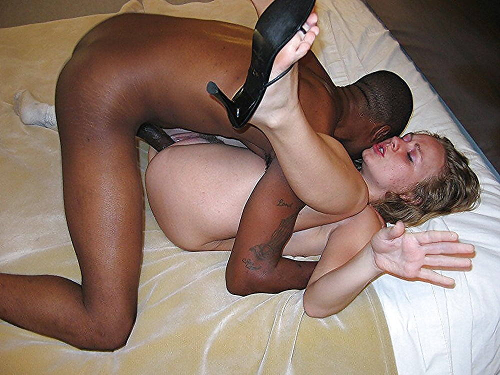 Homemade interracial breeding