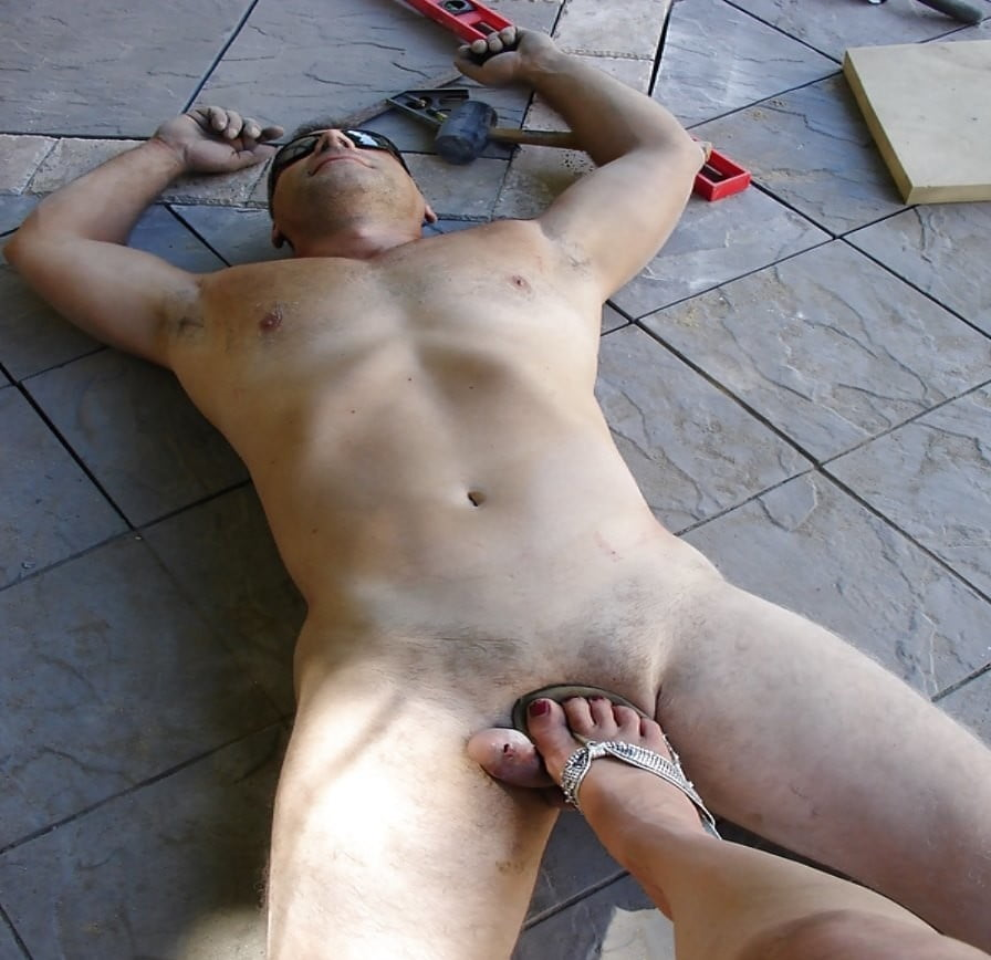 Dick punished