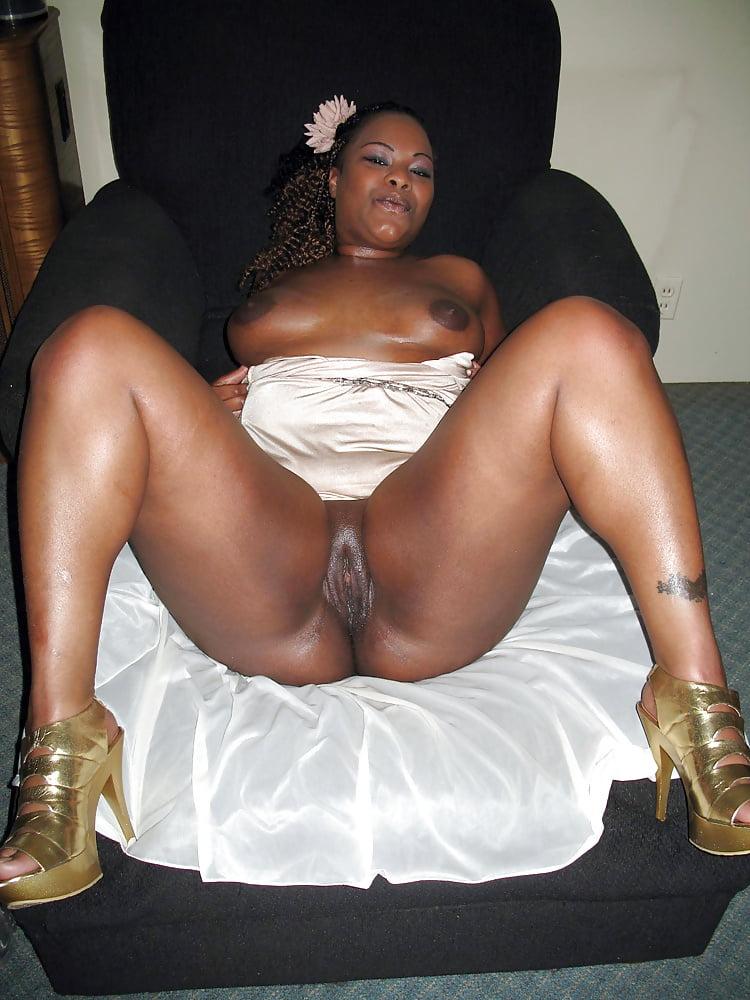 Mature Ebony Amateur