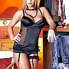 Dorothy Black Sexy Lingerie