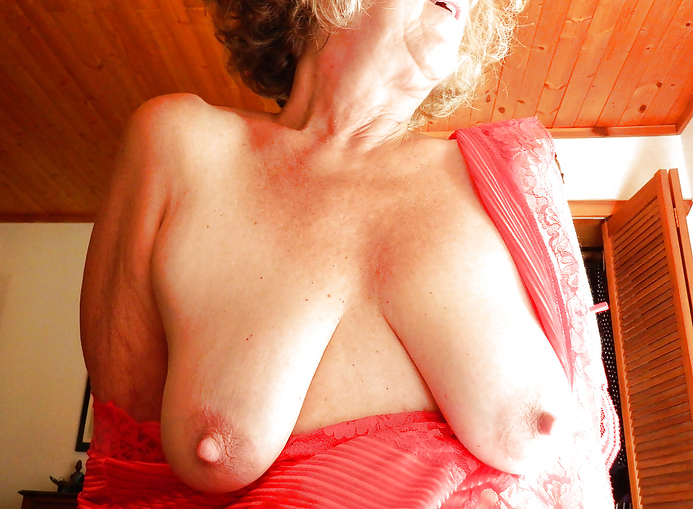 Old Long Floppy Tits