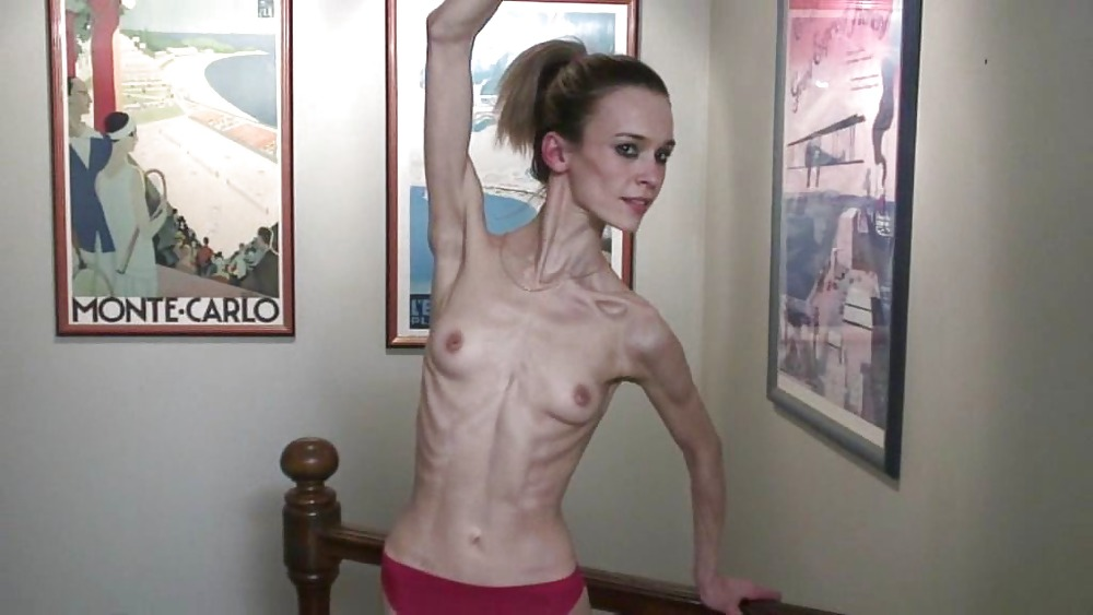ваш самые худые и голые девушки было