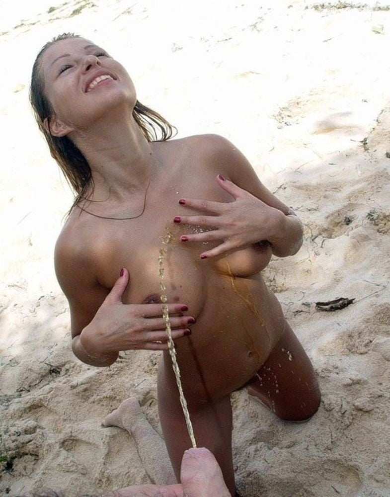 Babe peeing on beach nude, sex xxx simren videos