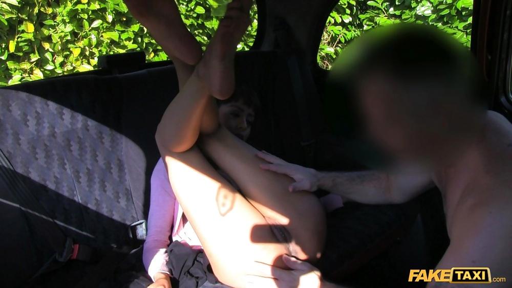Ebony fake taxi porn-7883