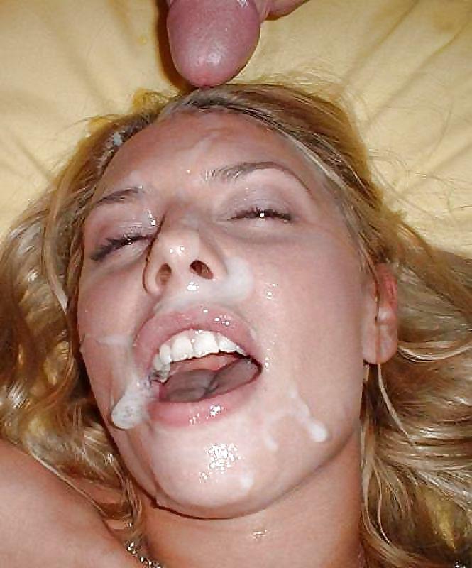 не понравилась сперма на лице таких