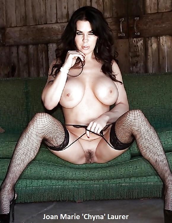 Free joanie chyna laurer nude