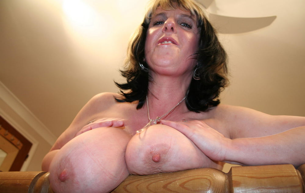 Boobs mature pics saggy