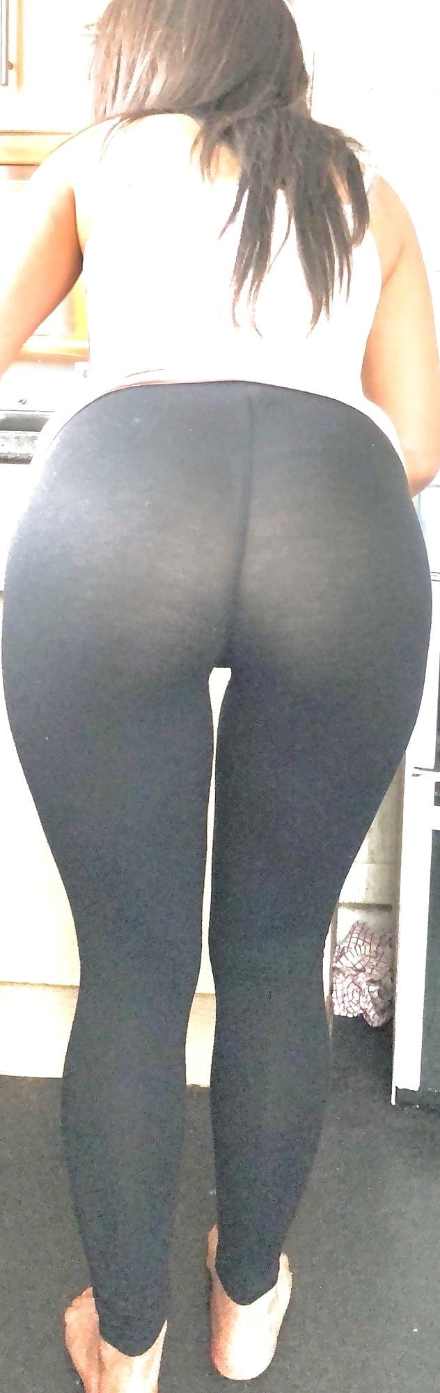 See Pussy Through Panties