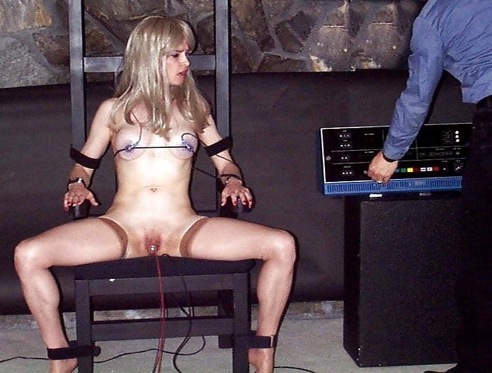 верить весьма порно под электричеством могу