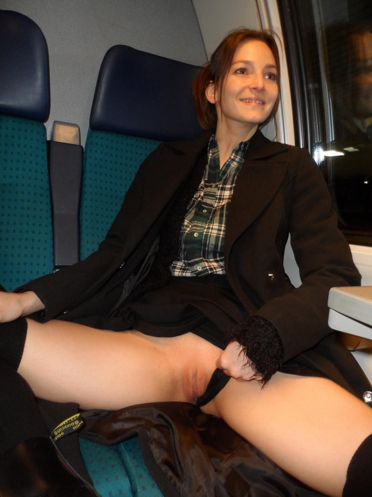 Flashing pussy on train, lesbian nurse doctor
