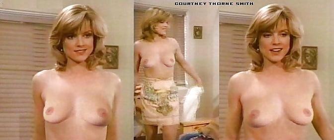 Naked Courtney Thorne