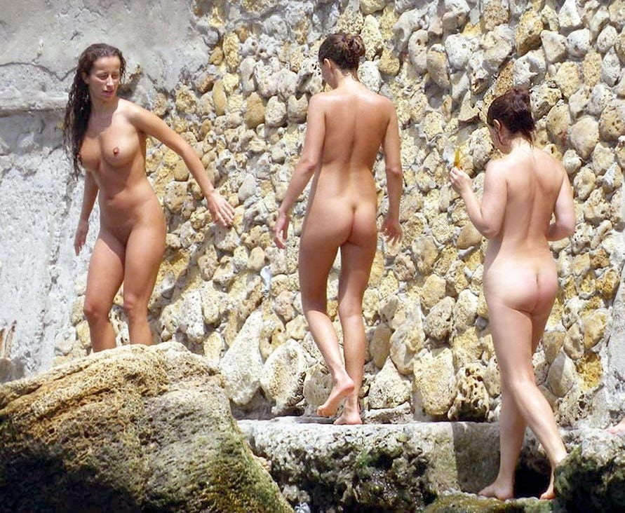 Topless Beaches In Europe