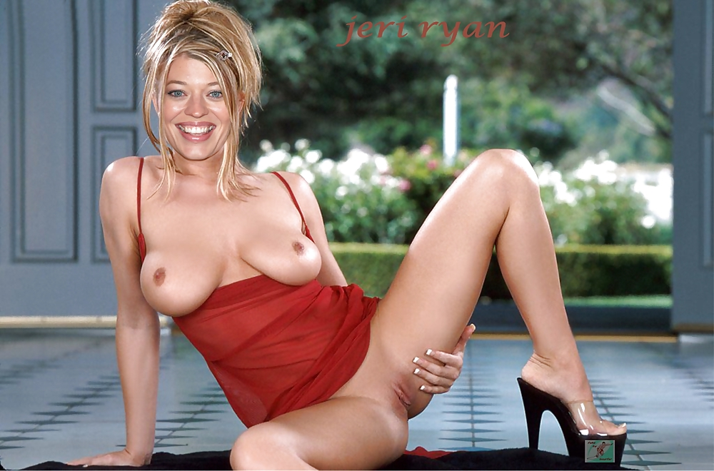 Jeri ryan seven of nine nude