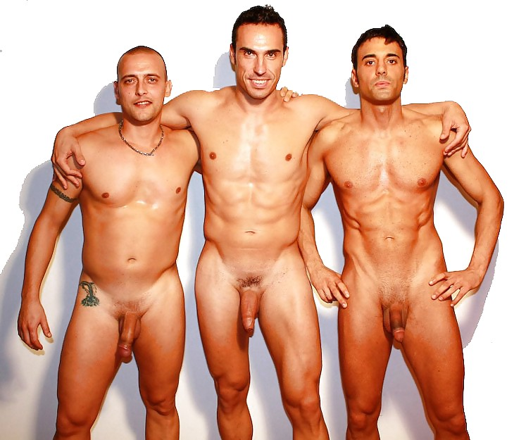 Naked men private parts