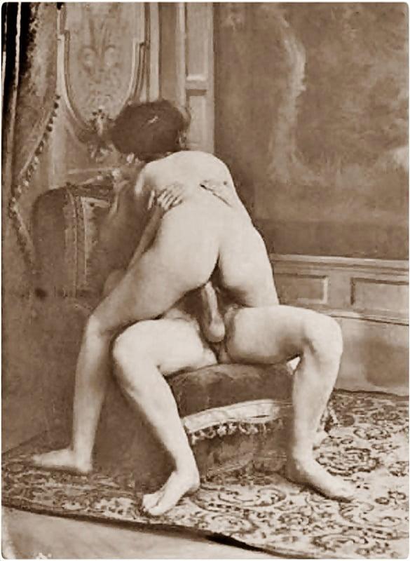 Порно серебряного века — photo 9