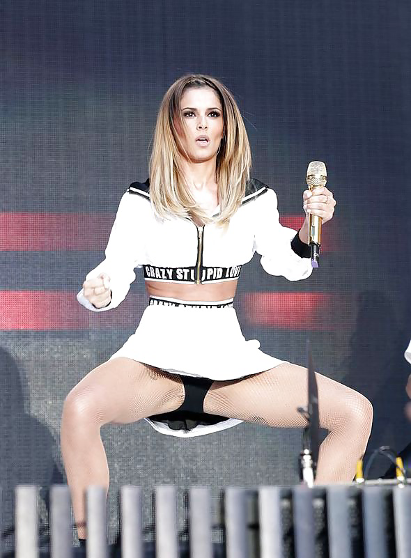 Cheryl cole tits and ass