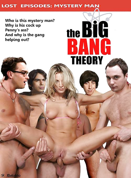 Apologise, but, penny big bang porn